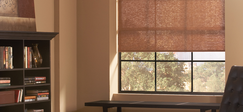 Hunter Douglas Custom Window Shades by Timan Custom Window Treatments | Designer Roller Shades