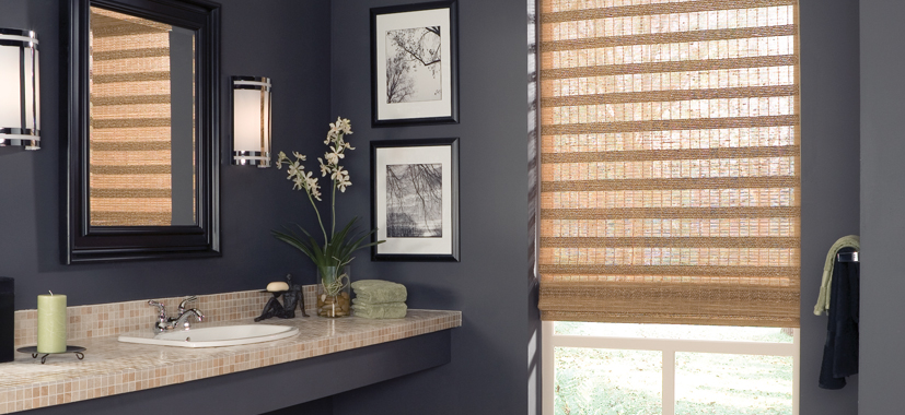 Hunter Douglas Custom Window Shades by Timan Custom Window Treatments
