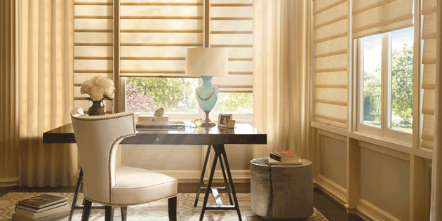 Motorize Your Hunter Douglas Blinds Cleveland Oh