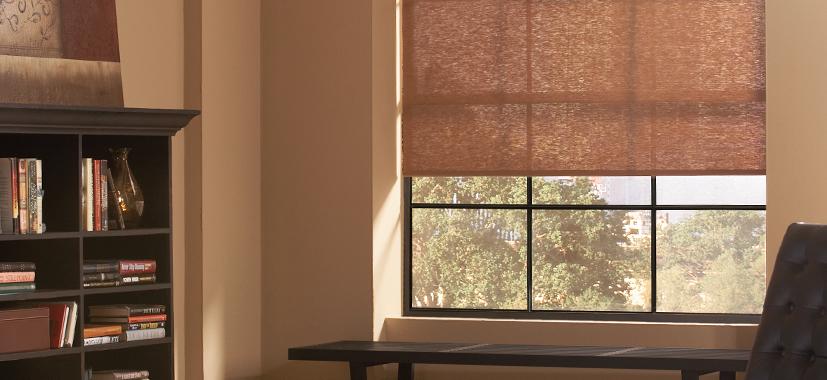 Hunter Douglas Custom Window Shades by Timan Custom Window Treatments   Designer Roller Shades