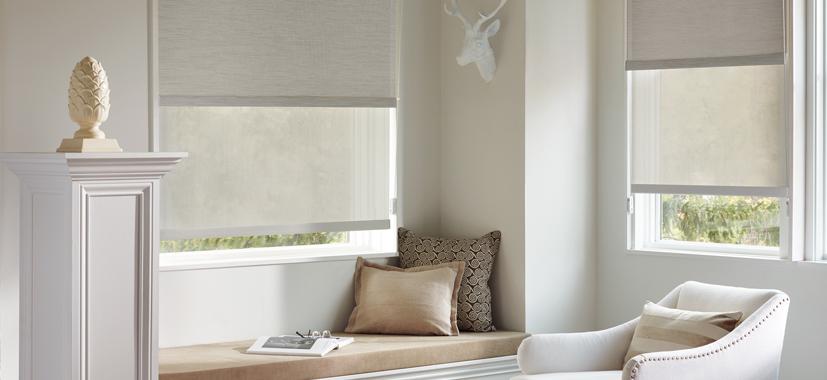 Hunter Douglas Designer Screen Shades Custom Window Shades Cleveland