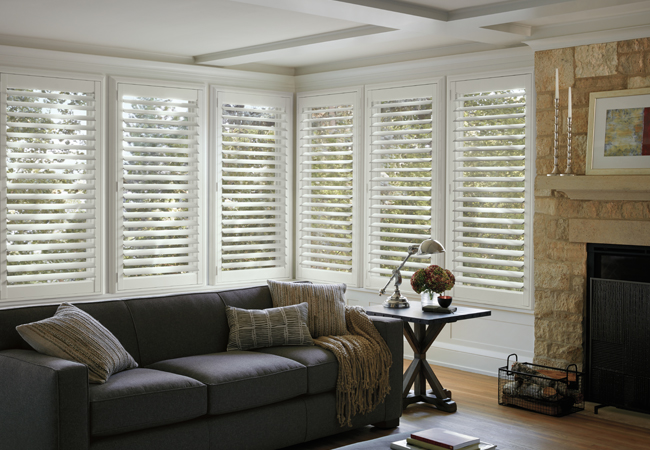 Hunter Douglas Cleveland shutters