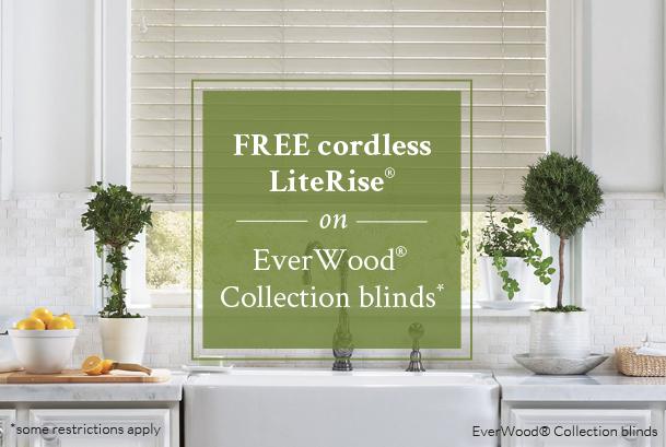EverWood Collection Blinds Timan Custom Window Treatments Cincinnati