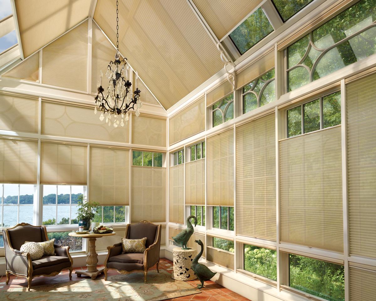 The Best Shades For Skylights Patio Sunroom