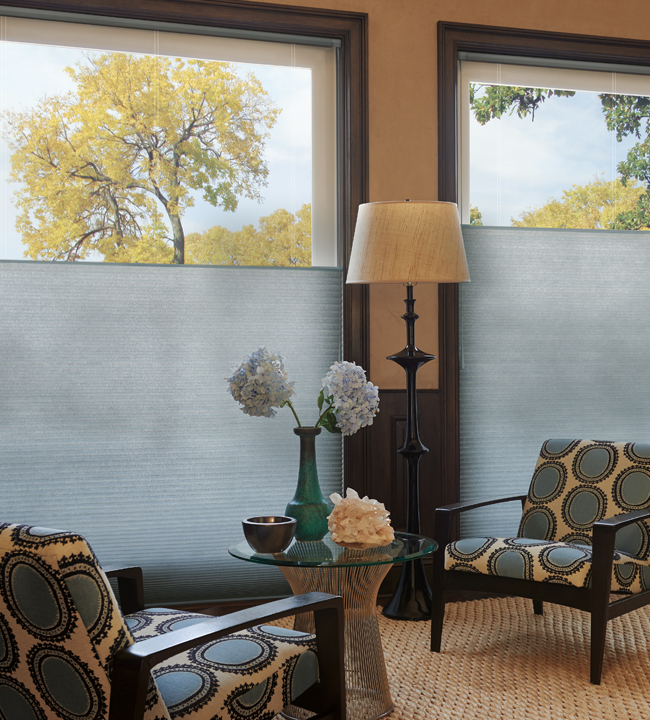 Privacy Solutions Top Down Shades Hunter Douglas Cleveland 44125