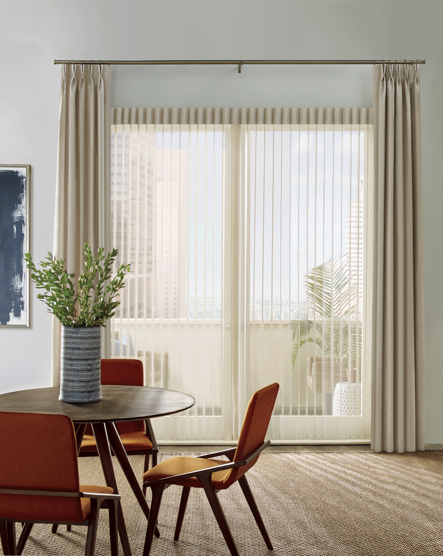 The Best Window Treatments For Doors Fit Function Fashion